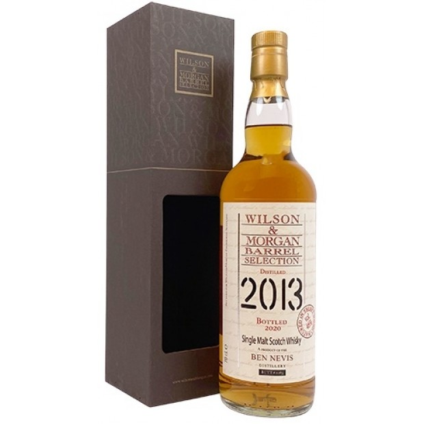Ben Nevis Whisky 2013-2020 46% Sherry Wood, Wilson & Morgan