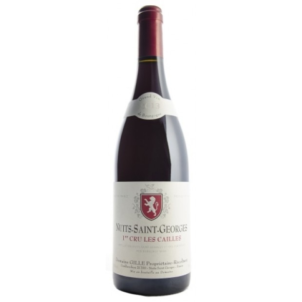 Domaine Gille, 2018 - Nuits St. Georges, 1. Cru Les Cailles, Bourgogne