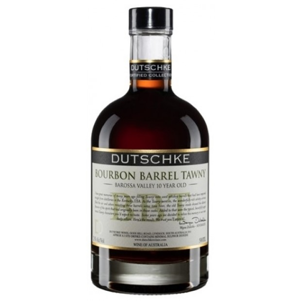 Dutschke 10 Year Old Bourbon Barrel Tawny