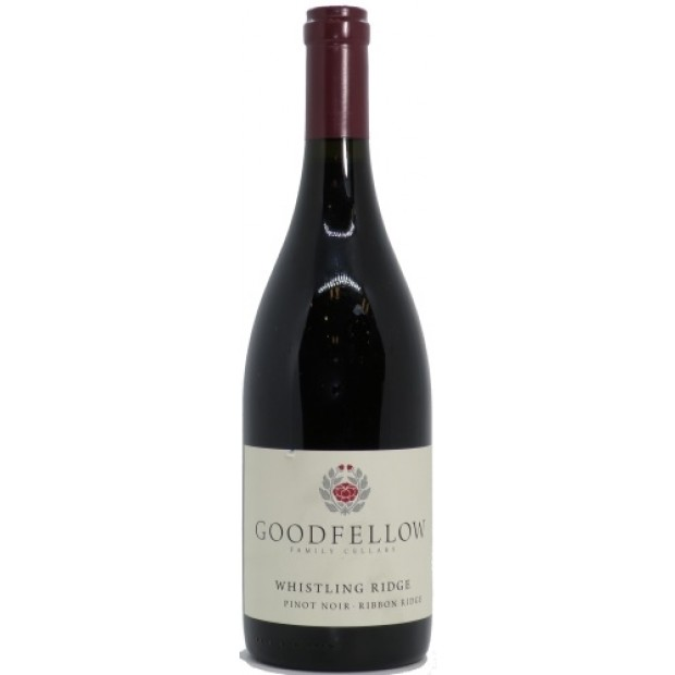 Goodfellow Whistling Ridge Pinot Noir 2017 Ribbon Ridge