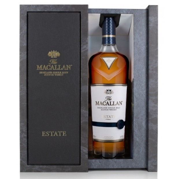 MacAllan Estate 2019 Single Malt Whisky. 43%