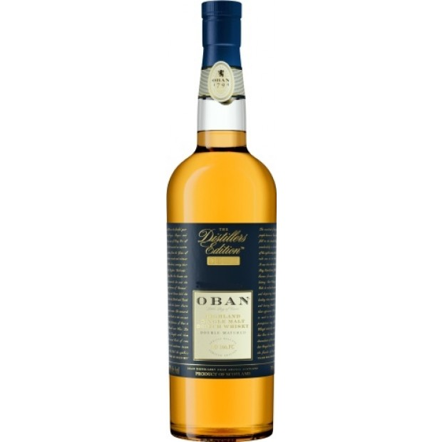 Oban Distillers Edition 2004/2018 43% Single Malt Whisky