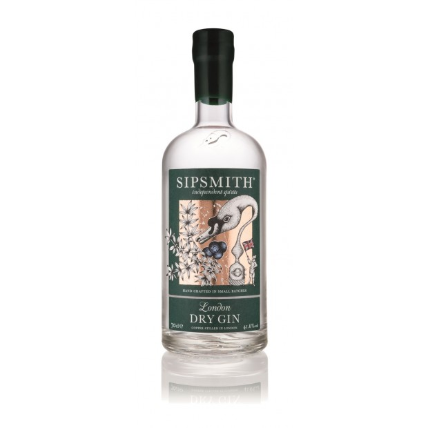 Sipsmith London Dry Gin. 41,6%