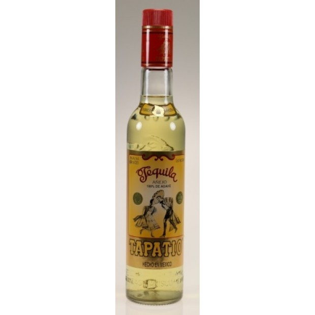 Tapatio Anejo Tequila 38%