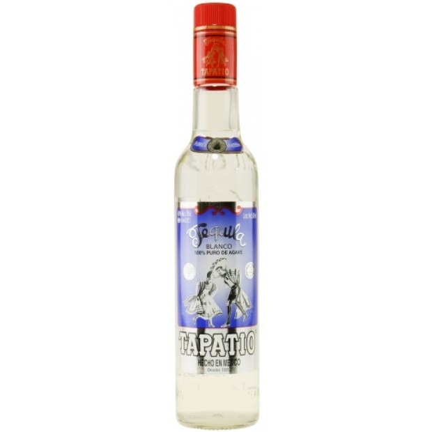Tapatio Blanco Tequila 40%