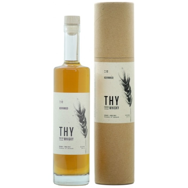 Thy Whisky No. 12 Kornmod. 52,5%. 50 cl.