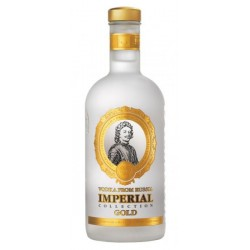 Imperial Golden Snow Vodka 40% 70 cl. Russisk Vodka-20