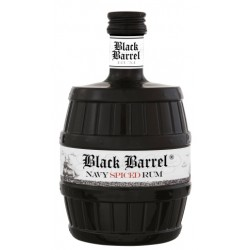 A.H. Riise Black Barrel Rum 40%-20