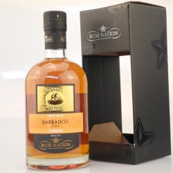Rum Nation Barbados 10 år 40% 70 cl. Rom fra Barbados-20