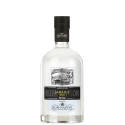 Rum Nation Jamaica White Pot Still 57% 70 cl. Rom fra Jamaica-20