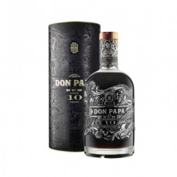 Don Papa 10 år Limited Edition, 40% 70 cl. ROM FRA FILIPINERNE-20