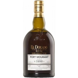 El Dorado Rare Collection Port Mourant 1999, 61,4% 70 cl. Rom fra Guyana-20