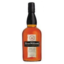evan williams; bourbon whiskey