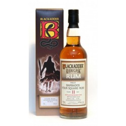 Blackadder Raw Cask Foursquare Barbados 2004 11 år 62% 70 cl.-20