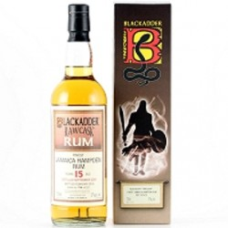 Blackadder Raw Cask Hampden Jamaica 2000 15 år 57% 70 cl.-20