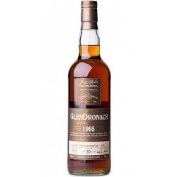 Glendronach 1995 Single Cask no. 5401 20 år 54,1% 70 cl. Single Highland Malt-20