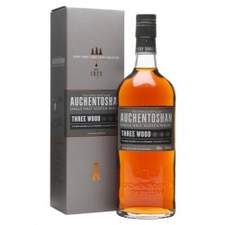 Auchentoshan Three Wood 43% 70 cl. Single Lowland Malt-20