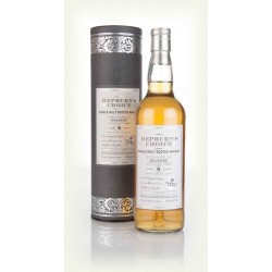 Dailuaine 8 års Hepburns Choice Single Cask 46% 70 cl.-20