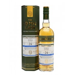 Jura 24 års Old Malt Cask Single Cask 50% 70 cl Single Island Malt-20