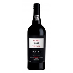 Quinta do Noval Silval 2001 Vintage Port-20