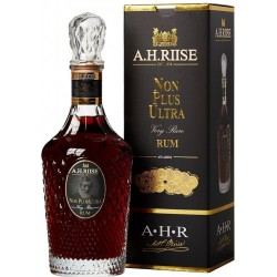 A.H. Riise Non Plus Ultra. 42% 70 cl.-20