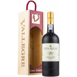 Vista Alegre 20 years old Tawny Port-20