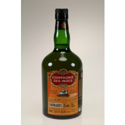 Compagnie des Indes Barbados Four Square 2006 9 år 62,1% 70 cl.-20