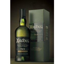 Ardbeg TEN 10 år, 46% Single Islay Malt-20