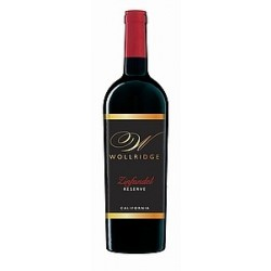 Wollridge Zinfandel Reserve 2018-20