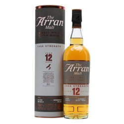 The Arran Malt, 12 år, Cask Strength, Batch No. 5, 52,9% 70cl. Single Island Malt-20