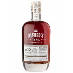 Alfreds Trail Rum Belize 8.6 Edition Port Cask 45% 70 cl.-20