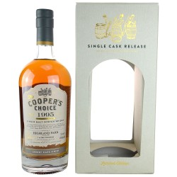 The Coopers Choice Highland Park 1995-2017 21 år 49,5% 70 cl.-20