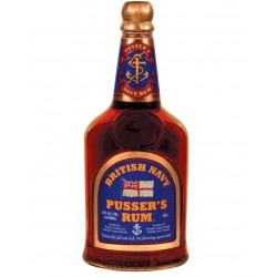 Pussers British Navy Rum 40% 70 cl.-20