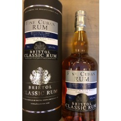 Bristol Classic Rum 2003 Fine Cuban Rum Sherry Wood Finish 43% 70 cl.-20