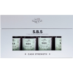 S.B.S. 4*Caroni 1997 20 cl. Single Barrel Selection-20