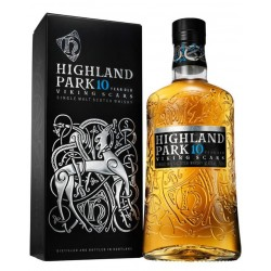 "Highland Park 10 år ""Viking Scars"" 40% 70 cl.-20"