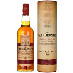 Glendronach Cask Strength Batch 6 56,1% 70 cl.-20