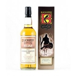 Blackadder Raw Cask Hampden Jamaica 2000 16 år 58,1% 70 cl.-20
