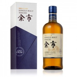 Nikka Yoichi Single Malt, 45%. Japan-20
