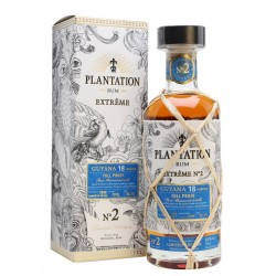Plantation Extreme No. 2 Guyana Port Mourant 18 år 59,7% 70 cl.-20