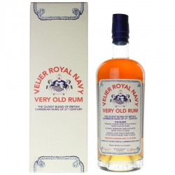 Velier Royal Navy Very Old Rum 57,18% 70 cl.-20