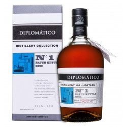 Diplomatico Destillery Collection No. 1 Batch Kettle 47% 70 cl.-20