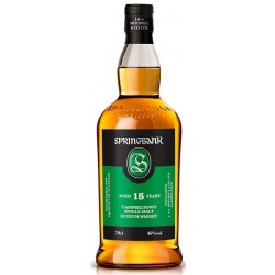 Springbank 15 år, 46%. 70 cl. Whisky fra Campbeltown-20