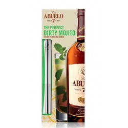 Abuelo 7 years old The Perfect Dirty Mojito 40% 70 cl.-20