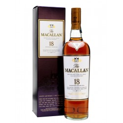 The Macallan 18 Years Old Sherry Oak, 2016, 43% 70 cl.-20