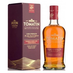 Tomatin Cask Strength 57,5% 70 cl.-20