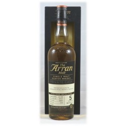 The Arran Malt Private Cask 1866, 5 Years. 58,4%, 70 cl.-20