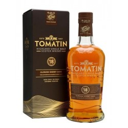 Tomatin 18 Years Single Malt Whisky. 46%, 70 cl.-20