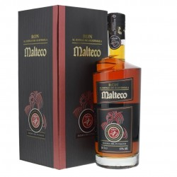 Ron Malteco 20 Years Old Reserva Del Fundador 41% 70 cl.-20