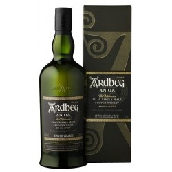 Ardbeg An Oa, Islay single malt whisky. 46,6%, 70 cl.-20